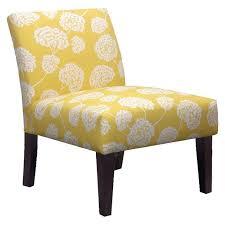 avington armless slipper chair yellow fl love this chair