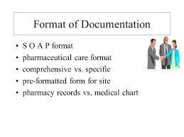 Chart Documentation Format Documentation Of Care Provided Patients Care Who Should