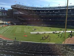 Yankee Stadium Section 233a Football Seating Rateyourseats Com