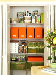 storage ideas for office. Storage Closet Organization Craft Room Ideas Office  For