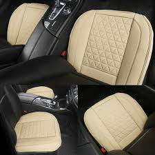 extra thick soft pu leather car seat