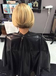 short haircut cape