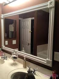 Decorative Accessories For Bathrooms Mirror Framed Mirror Large Full Size Of Bathroom Accessories Bath 90
