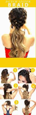 Best 25+ Curly braided hairstyles ideas on Pinterest | Easy curly ...
