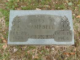 Nora Ophelia Aldridge Campbell (1878-1964) - Find A Grave Memorial