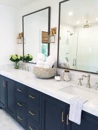 framed mirrors for bathroom. what\u0027s trending: bathroom trends to watch for in 2017 - studio m interior design framed mirrors