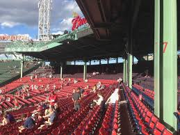 New Fenway Concert Seating Chart With Rows Clasnatur Me