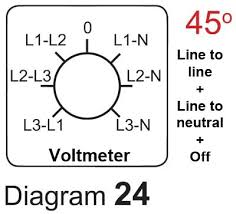 ammeter voltmeter switches craig derricott selector switch diagram guide