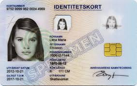 - Stockholm Introducing Cards Local Permits Id And In The