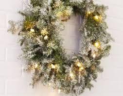 Christmas Wreaths & Garlands   Canadian Tire