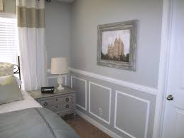 elegant chair rail with master bedroom update master bedroom