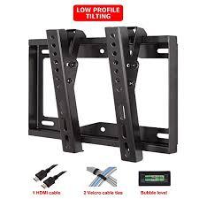 low profile tilt swivel wall mount