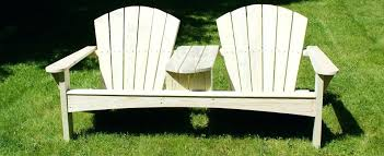 twin adirondack chair plans. Double Adirondack Twin Chair Plans E