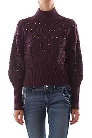 Guess By Marciano Size Chart Guess By Marciano Womens Pierre Beaded Sweater At Amazon