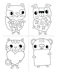 Tiger Coloring Pages Printable Tiger Cub Coloring Pages Cute Tiger