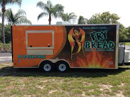 2012 Custom Built Food Trailer For Sale Tampa Bay Food Trucks