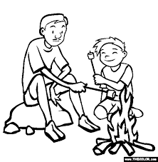 Small Picture Labor Day Online Coloring Pages Page 1