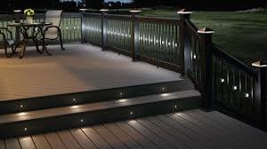 trex deck lighting. Trex Deck Lighting Elegant Lights Backyard Recessed Fabulous Pertaining To 19