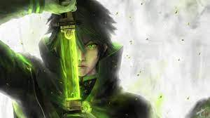 Anime 1920x1080 Green Wallpapers ...
