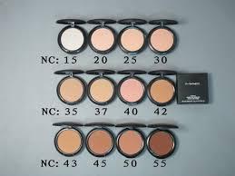 lastest mac studio fix powder plus foundation 12 sets