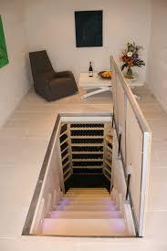 Wine cellar kitchen floor wine cellar contemporary with wine cellar trap  door