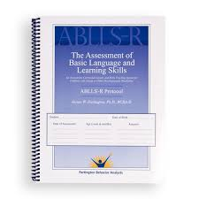 Assessment Fascinating ABLLSR Assessment Of Basic Language And Learning Skills Revised WPS