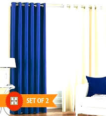 Blue Curtains For Bedroom Blue White Stripe Curtain Blue Curtains ...