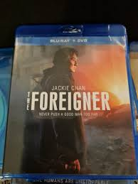 Never push a good man too far. The Foreigner Blu Ray Dvd Music Media Cds Dvds Other Media On Carousell