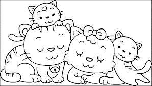 Dog And Cat Coloring Pages Best Coloring Pages For Kids