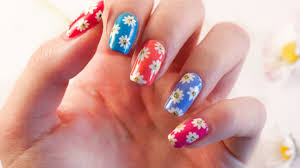 Lovely Nail Design 17 Lovely Nail Art Ideas In Bright Colors And Creative