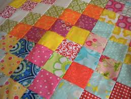 Top Tips for Quilting With Scraps | Craftsy Blog & Patchwork Quilt Made from Scraps Adamdwight.com