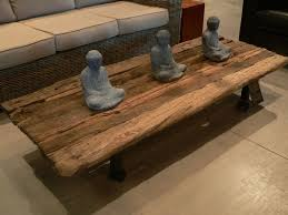 recycled wood furniture ideas. reclaimed wood coffee table recycled furniture ideas