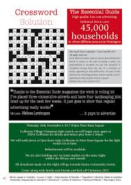 Come To Light Crossword My Publications The Essential Guide To Lowton Golborne
