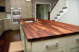 perfect butcher block countertop ikea or kitchen home depot butcher block review mixing wood and granite