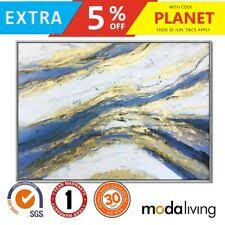 Large (up to 60in.) <b>Abstract</b> Art <b>Paintings</b> for sale | eBay