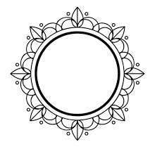 Free Download Clipart Decorative Circle Frame Vectors Vector Free Download