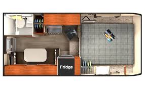 lance 865 truck camper a layout similar to its larger lance 865 floorplan