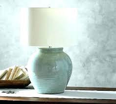 white ceramic table lamp base courtney ivory lighting marvellous pottery bases amazing ba
