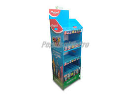 Point Of Sale Cardboard Display Stands
