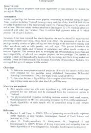 Examples of such demonstration projects may be: Business Concept Paper Example Page 1 Line 17qq Com