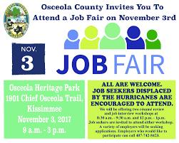 Osceola County Job Fair Orlando Political Observer Orlando