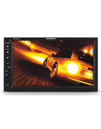 <b>Автомагнитола Soundmax SM-CCR3703G</b> 2DIN 4x50Вт