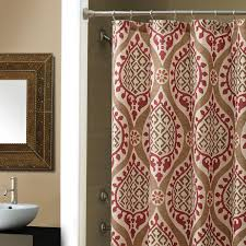 Turquoise Brown Shower Curtain Shower Curtain Ideas