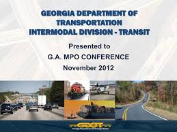 Gdot Org Chart Georgia Department Of Transportation Intermodal Division