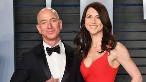 Jeff Bezos is 'proud' of ex-wife's ...