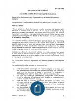 dnb thesis submission challan   Documents SlideServe