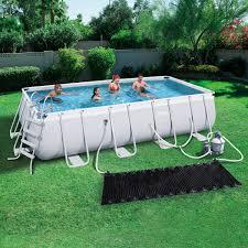 swimming pools bestway power steel above ground pool