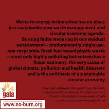 Green Groups Push Back On Incineration Plans In Australia