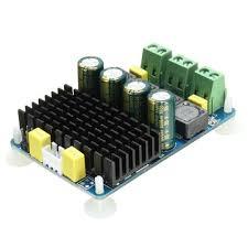 sanwu® <b>tda7498</b> 2 channel 2x100w dc 8~32v digital stereo power ...