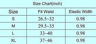 Alloy Dress Size Chart 2 Pack Vintage Leather Cinch Belt For Dress Black White Size